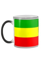 RASTA COLORS ONE LOVE Color Changing Mug color-changing-left