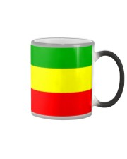RASTA COLORS ONE LOVE Color Changing Mug color-changing-right