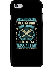 EVERYBODY IS A PLUMBER Phone Case thumbnail