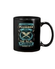 EVERYBODY IS A PLUMBER Mug thumbnail