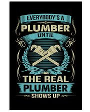 EVERYBODY IS A PLUMBER 11x17 Poster thumbnail