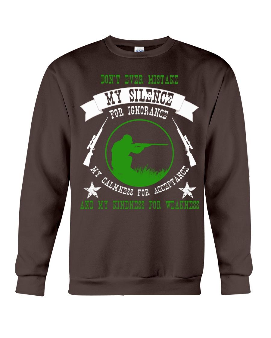 i am sniper gamer Crewneck Sweatshirt