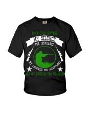 i am sniper gamer Youth T-Shirt thumbnail