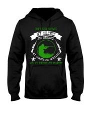 i am sniper gamer Hooded Sweatshirt thumbnail