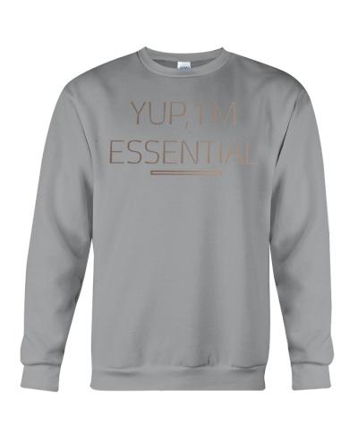 Yup i'm Essential