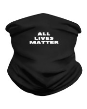 All Lives Matter Neck Gaiter thumbnail
