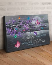 ALWAYS ON MY MIND FOREVER IN MY HEART  30x20 Gallery Wrapped Canvas Prints aos-canvas-pgw-30x20-lifestyle-front-07