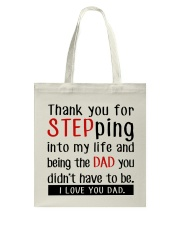 Thank you for stepping into my life - MB44 Tote Bag thumbnail