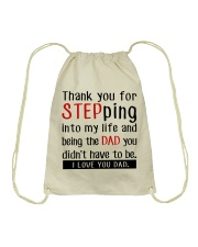 Thank you for stepping into my life - MB44 Drawstring Bag thumbnail