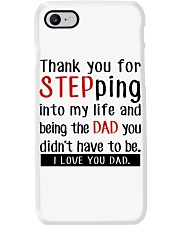 Thank you for stepping into my life - MB44 Phone Case tile