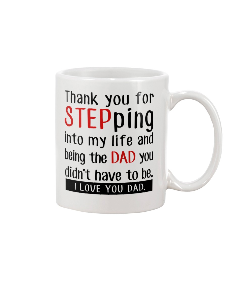 Thank you for stepping into my life - MB44 Mug