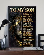 TO MY SON  24x36 Poster lifestyle-poster-2