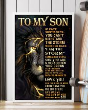 TO MY SON  24x36 Poster lifestyle-poster-4