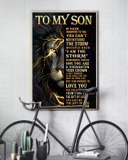 TO MY SON  24x36 Poster lifestyle-poster-7