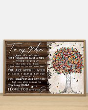 TO MY MUM FROM SON 36x24 Poster poster-landscape-36x24-lifestyle-03