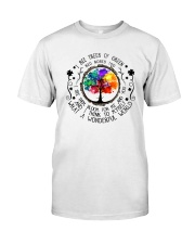 WHAT A WONDERFUL WORLD  Classic T-Shirt front