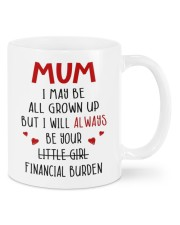 YOUR FINANCIAL BURDEN Mug front