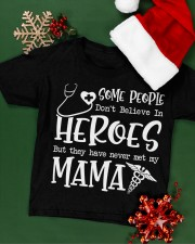 SOME PEOPLE DON'T BELIEVE IN HEROES Youth T-Shirt apparel-youth-tshirt-lifestyle-front-02
