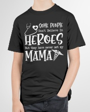SOME PEOPLE DON'T BELIEVE IN HEROES Youth T-Shirt garment-youth-tshirt-front-lifestyle-01