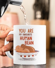 YOU ARE MY FAVOURITE HUMAN BEAN Mug ceramic-mug-lifestyle-65