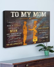 TO MY MOM - 126T03 30x20 Gallery Wrapped Canvas Prints aos-canvas-pgw-30x20-lifestyle-front-01