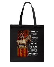 To my dad - MB62 Tote Bag tile
