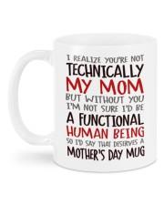 MOTHER'S DAY MUG  Mug back