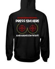 PRESS'EM HERE AND HANG ON TIGHT - MB325 Hooded Sweatshirt thumbnail