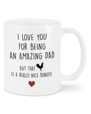 LOVE YOU FOR BEING AN AMAZING DAD  Mug front
