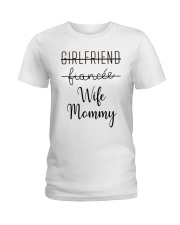 WIFE MOMMY  Ladies T-Shirt tile