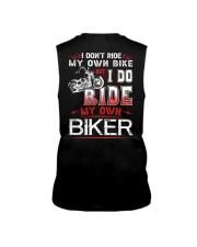 I DO RIDE MY OWN BIKER  - MB247 Sleeveless Tee thumbnail