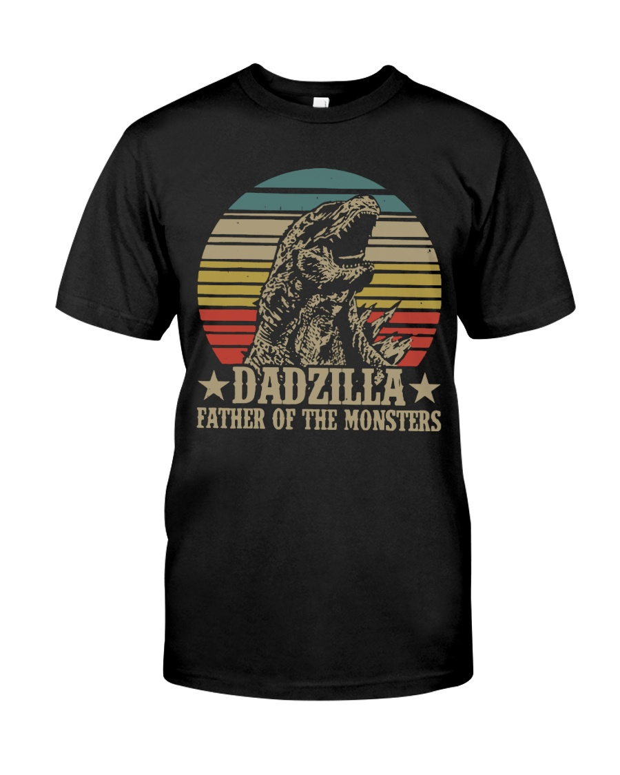 DADZILLA - MB32 Classic T-Shirt