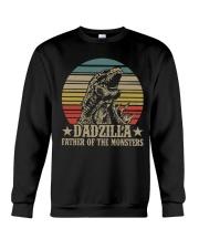 DADZILLA - MB32 Crewneck Sweatshirt thumbnail