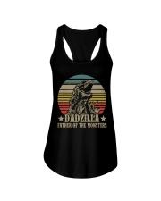 DADZILLA - MB32 Ladies Flowy Tank thumbnail