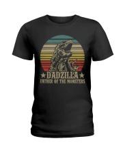 DADZILLA - MB32 Ladies T-Shirt thumbnail