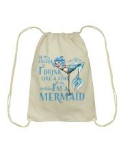 I'M A MERMAID - MB135 Drawstring Bag thumbnail