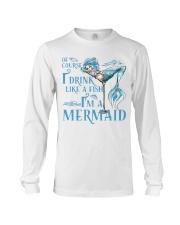 I'M A MERMAID - MB135 Long Sleeve Tee thumbnail