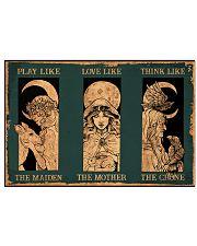 Triple Goddess Horizontal Poster tile