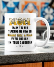 DRINK LIKE A MAN  Mug ceramic-mug-lifestyle-57