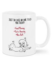 NICE BUTT Mug front