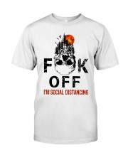Fuck off  Classic T-Shirt front
