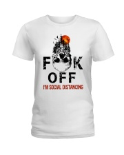 Fuck off  Ladies T-Shirt thumbnail