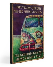 WHERE YOU WANT TO GO  20x30 Gallery Wrapped Canvas Prints front
