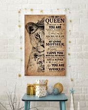 TO MY QUEEN 24x36 Poster lifestyle-holiday-poster-3