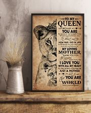 TO MY QUEEN 24x36 Poster lifestyle-poster-3