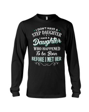 I don't have a Stepdaughter - MB25  Long Sleeve Tee thumbnail