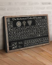 THE ALCHEMICAL TABLE OF SYMBOLS 30x20 Gallery Wrapped Canvas Prints aos-canvas-pgw-30x20-lifestyle-front-07