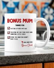 LOVE FROM YOUR BONUS CHILD Mug ceramic-mug-lifestyle-57
