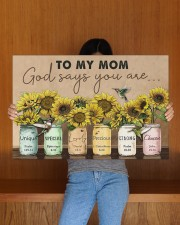 TO MY MOM GOD SAYS YOU ARE 30x20 Gallery Wrapped Canvas Prints aos-canvas-pgw-30x20-lifestyle-front-22