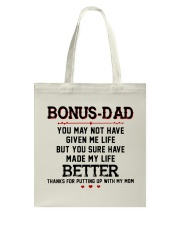 Happy Father's Day - MB74 Tote Bag thumbnail
